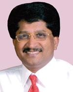 M.S Abraham (secretary)